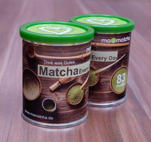 Every day matcha Tee von mamatcha