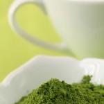 Matcha Pulver Grüner Tee