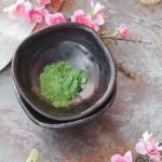 gruener tee matcha
