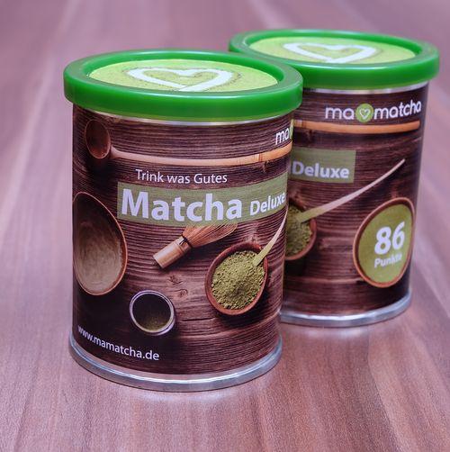 Matcha Deluxe 2 Dosen