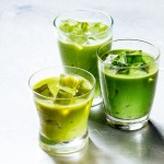 Matcha-Smoothies