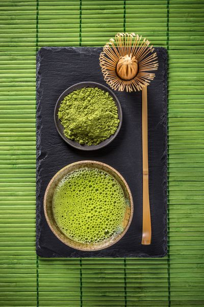 Matcha Set zur Tee Zubereitung